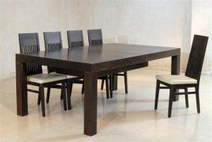 שולחן ערבה – פינות אוכל יוקרתיות