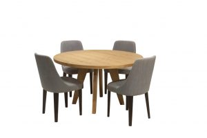 שולחן עגול פיזה