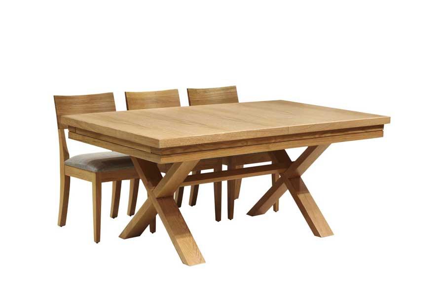 שולחן x