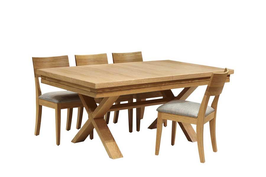 פינת אוכל שולחן x