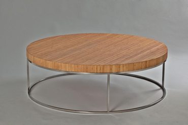 שולחן סלוני עגול
