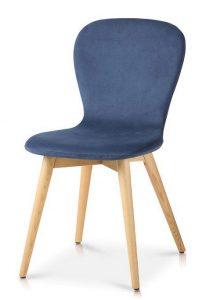 כסא לולה – גב ריפוד