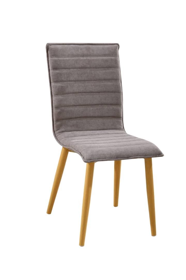 כסא לוטוס אפור