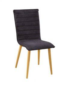 כסא לוטוס שחור